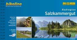Bikeline Radtourenbuch Radatlas Salzkammergut (ISBN: 9783850000574)