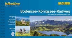 Bodensee-Knigssee-Radweg 1: 50.000 (ISBN: 9783850001281)