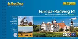 Európa kerékpárkalauz R1 / Europa-Radweg R1 / Esterbauer (ISBN: 9783850001298)