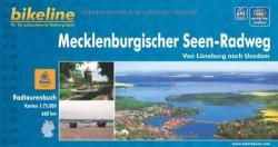 Bikeline Mecklenburgischer Seen-Radweg (ISBN: 9783850001816)