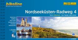 Bikeline Nordseeksten-Radweg 4 Nordseeksten-Radweg. 1: 75000 (ISBN: 9783850000659)