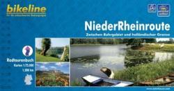 Bikeline NiederRheinroute (ISBN: 9783850001335)