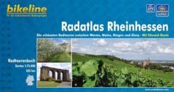 Bikeline Radatlas Rheinhessen (ISBN: 9783850001786)