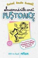 Insemnarile unei pustoaice 4. Povestirile unei Printese a Ghetii nu chiar atat de gratioase (ISBN: 9786068044057)