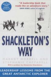 Shackleton's Way - Margot Morrell (2003)