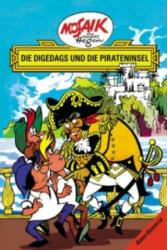 Die Digedags, Amerikaserie 13. Die Digedags und die Pirateninsel (2005)