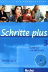 Kursbuch + Arbeitsbuch, m. Audio-CD zum Arbeitsbuch - Daniela Niebisch, Sylvette Penning-Hiemstra, Franz Specht (2010)