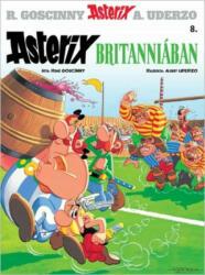 Asterix 8 -Britanniában (2018)
