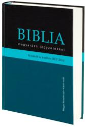 Biblia magyarázó jegyzetekkel (2018)