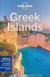 Lonely Planet Greek Islands (ISBN: 9781786574473)
