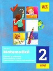 Exerciții și probleme de matematică. Clasa a II-a (ISBN: 9786068954264)