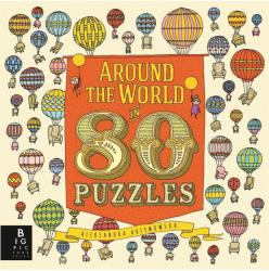 Around the World in 80 Puzzles (ISBN: 9781783707652)