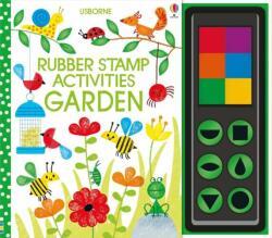 Rubber Stamp Activities: Garden (ISBN: 9781474942768)