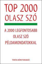 Top 2000 olasz szó (2018)