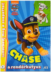 Mancs Őrjárat: Ismerkedj meg a csapattal! 1. - Chase, a rendőrkutyus (2018)