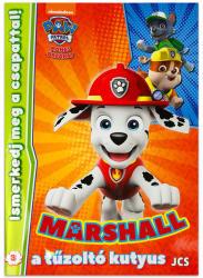 Mancs Őrjárat: Ismerkedj meg a csapattal! 3. - Marshall, a tűzoltó kutyus (2018)
