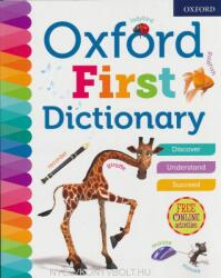 Oxford First Dictionary (ISBN: 9780192767219)