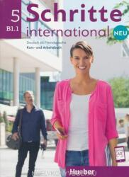 Kursbuch + Arbeitsbuch + Audio-CD zum Arbeitsbuch - Silke Hilpert, Marion Kerner, Jutta Orth-Chambah, Angela Pude, Anja Schümann (ISBN: 9783193010865)