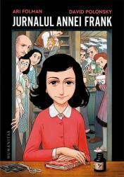 Jurnalul Annei Frank. Adaptare grafică (ISBN: 9789735061289)
