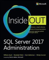 SQL Server 2016 Administration Inside Out (ISBN: 9781509305216)