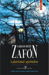 Labirintul spiritelor (ISBN: 9789734671472)
