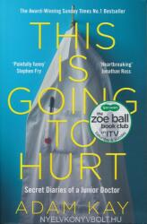 This is Going to Hurt - Adam Kay (ISBN: 9781509858637)