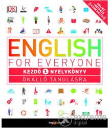 English for Everyone: Kezdő 1. nyelvkönyv (2018)