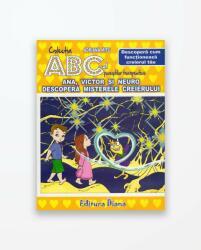 ANA, VICTOR SI NEURO DESCOPERA MISTERELE CREIERULUI (ISBN: 9786066337700)