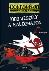 1000 veszély a kalózhajón (2018)