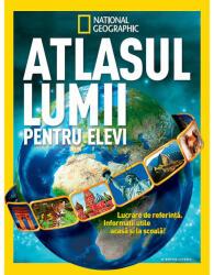 Atlasul lumii pentru elevi (ISBN: 9786063329180)