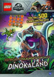 LEGO Jurassic World - Dínókaland (2018)