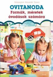 Formák, méretek óvodások számára (ISBN: 9786155765476)