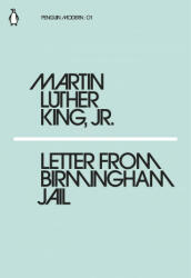 Letter from Birmingham Jail - MARTIN LUTHER KING (ISBN: 9780241339466)
