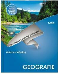 Geografie. Manual pentru clasa a V-a (ISBN: 9786069404430)