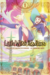 Little Witch Academia, Vol. 1 (ISBN: 9781975327453)