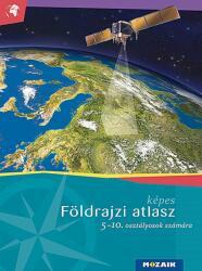 KÉPES FÖLDRAJZI ATLASZ 5-10. OSZT. SZÁMÁRA (2011)