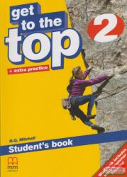 Get to the Top 2 Student's Book (ISBN: 9789604782567)