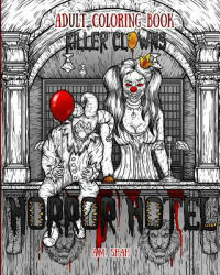 Adult Coloring Book Horror Hotel - A M Shah (ISBN: 9781943684977)
