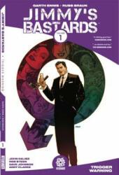 Jimmy's Bastards Tpb Vol. 1 (ISBN: 9781935002710)