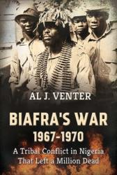 Biafra'S War 1967-1970 (ISBN: 9781912174720)