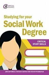 Studying for your Social Work Degree (ISBN: 9781912096749)
