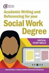 Academic Writing and Referencing for your Social Work Degree (ISBN: 9781912096237)