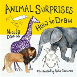 Animal Surprises: How to Draw (ISBN: 9781912050567)