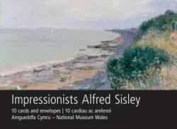 Impressionists Alfred Sisley Cards - Alfred Sisley (ISBN: 9781910862933)