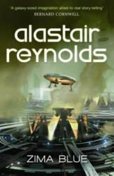 Zima Blue - Alastair Reynolds (2009)