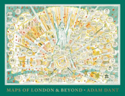Maps of London and Beyond (ISBN: 9781849944649)