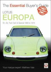 Lotus Europa - Matthew Vale (ISBN: 9781787112872)
