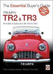 Triumph TR2, & TR3 - All models (ISBN: 9781787112728)
