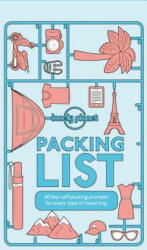 Packing List - Lonely Planet (ISBN: 9781787017269)