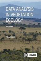 Data Analysis in Vegetation Ec (ISBN: 9781786394224)
